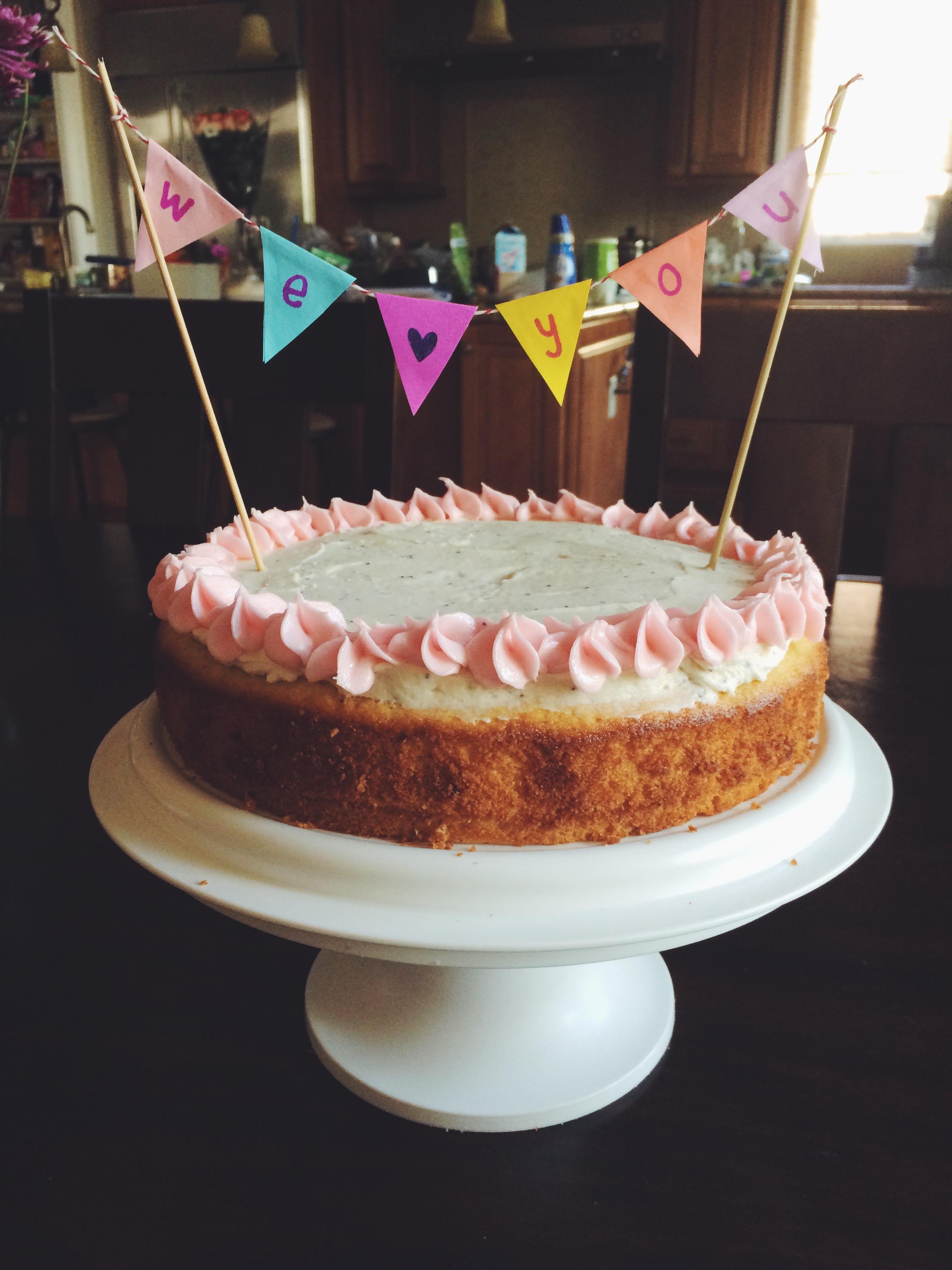 My Mamas Pound Cake